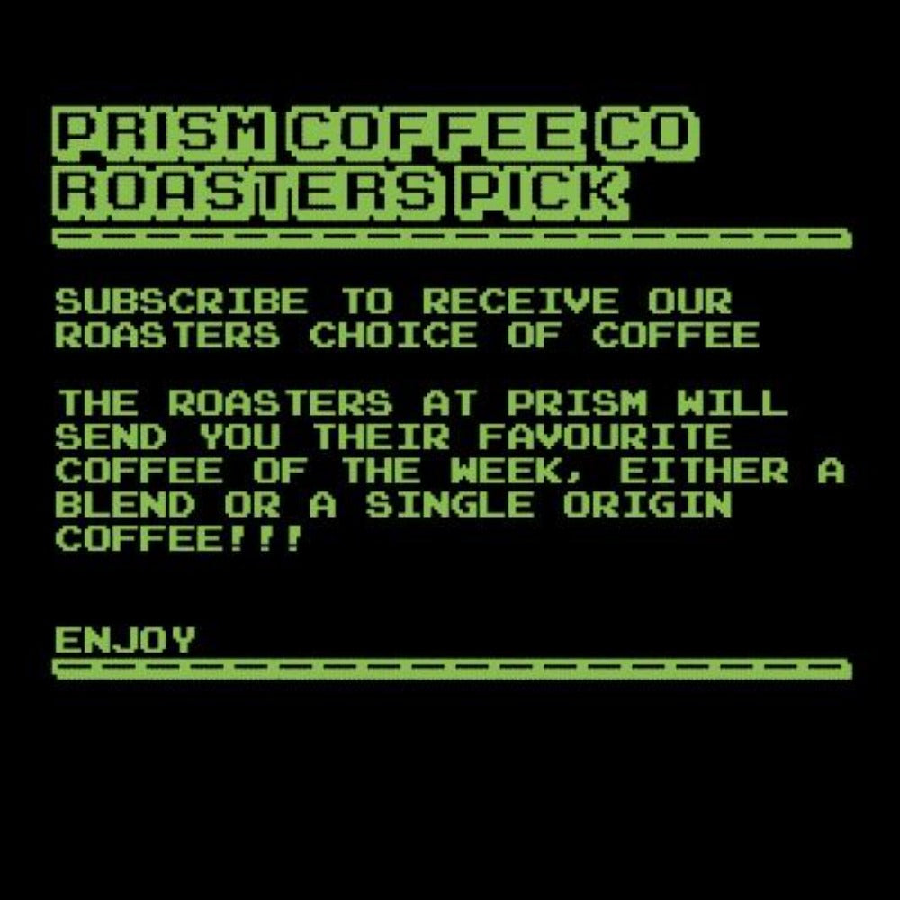 Roasters pick coffee