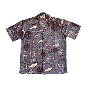 CHOP VOL.02 PRINTED SHIRT