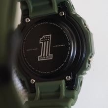 Load image into Gallery viewer, P/S GREEN CHECKERED WATCHES