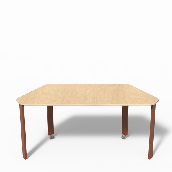 Yakka (Work) Seated Desk - Large