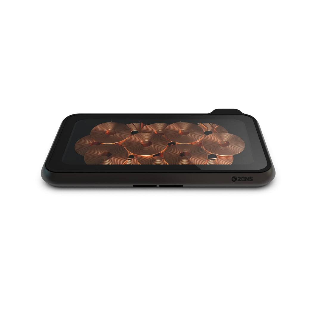 ZENS Liberty 16 coil Dual Wireless Charger (Glass) + gift