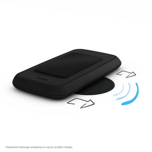 ZENS Power Bank Wireless Charger + gift