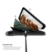 Load image into Gallery viewer, ZENS Liberty 16 coil Dual Wireless Charger (Glass) + gift