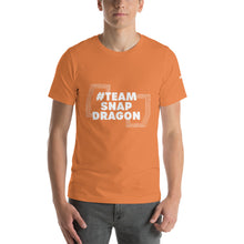 Load image into Gallery viewer, #TeamSnapdragon Short-Sleeve Unisex T-Shirt