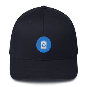 Power Saving Mode Structured Twill Cap