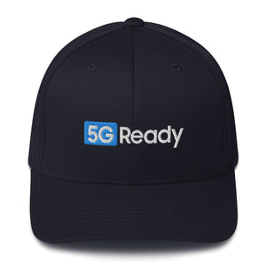 5G Ready Structured Twill Cap