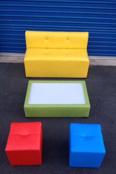 LOUNGE FOR KIDS / 12 kids  / 7 pcs