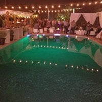 The GREEK Pool Party