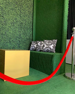 Hedge Bench / Wall / BOOTH