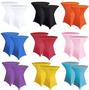 COCKTAIL TABLE w/SPANDEX