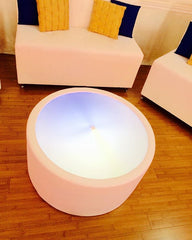 Led BIG Round Table - (Changing Colors)