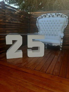 2 NUMBERS Table