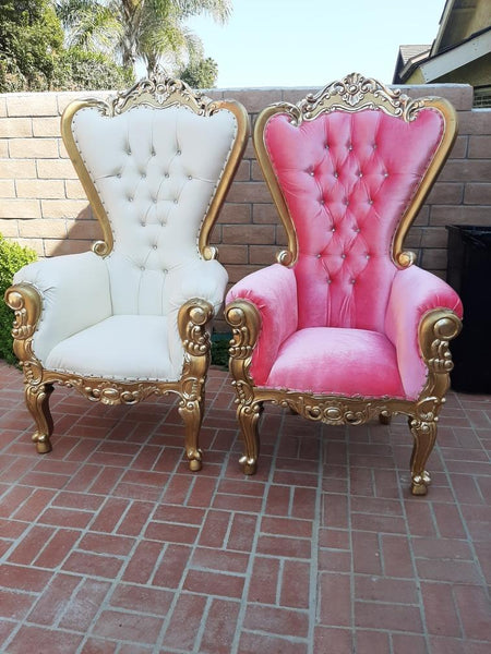 Single THRONE Pink