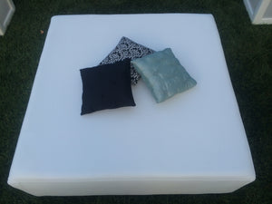 DAY BED / Square BED / Square Ottoman