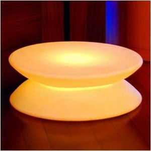 GLOWING TABLE (Changing Colors)