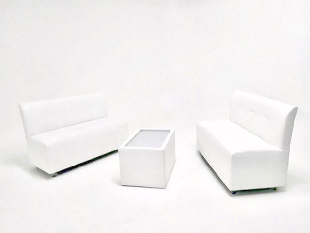 LG Armless Sofa - Loveseat 53