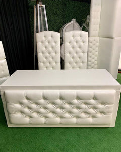 Tufted High Back Chair / Tufted BRIDE & GROOM Chair / THRONE  / XV Throne / Sweet16 Throne