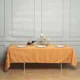 "Rectangular Tablecloth - POLYESTER 60""x120"""