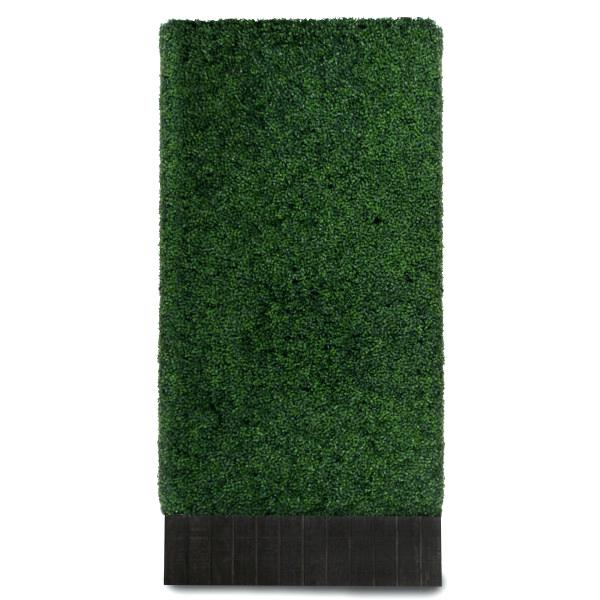 Boxwood Hedge Wall / DOUBLE Side
