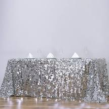 Rectangular Tablecloth - SEQUINS
