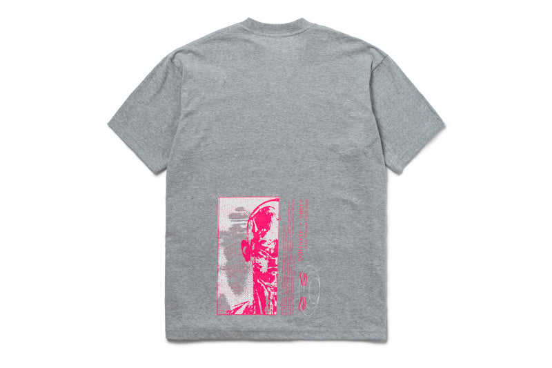 DOMINATE X ORBIT TEE GREY