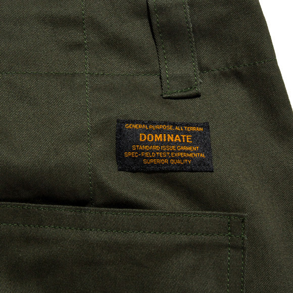 FLIGHT PANTS OLIVE