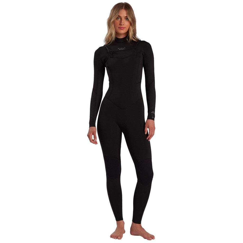 Billabong Womens Salty Days Fullsuit 3/2 Black Womens Wetsuits Billabong 6