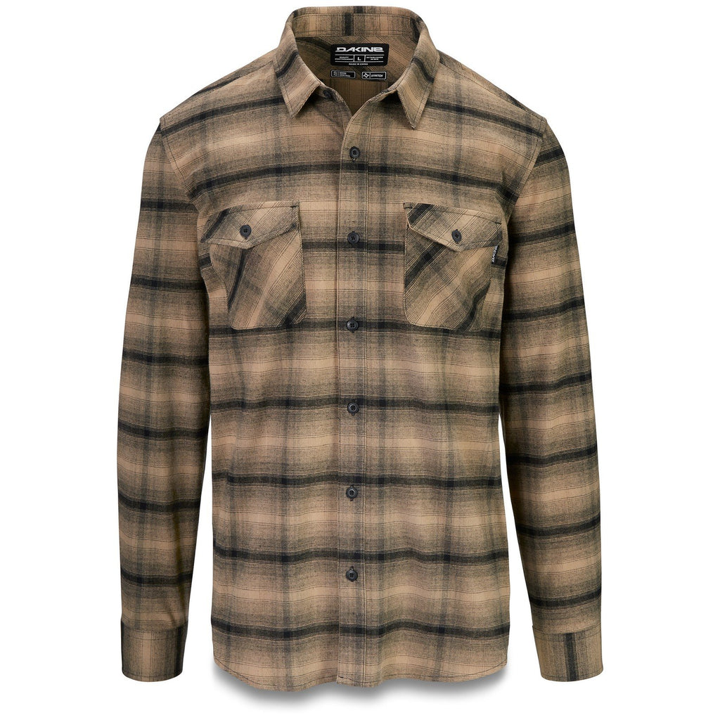 Dakine Underwood Flannel Barley Apparel Dakine S
