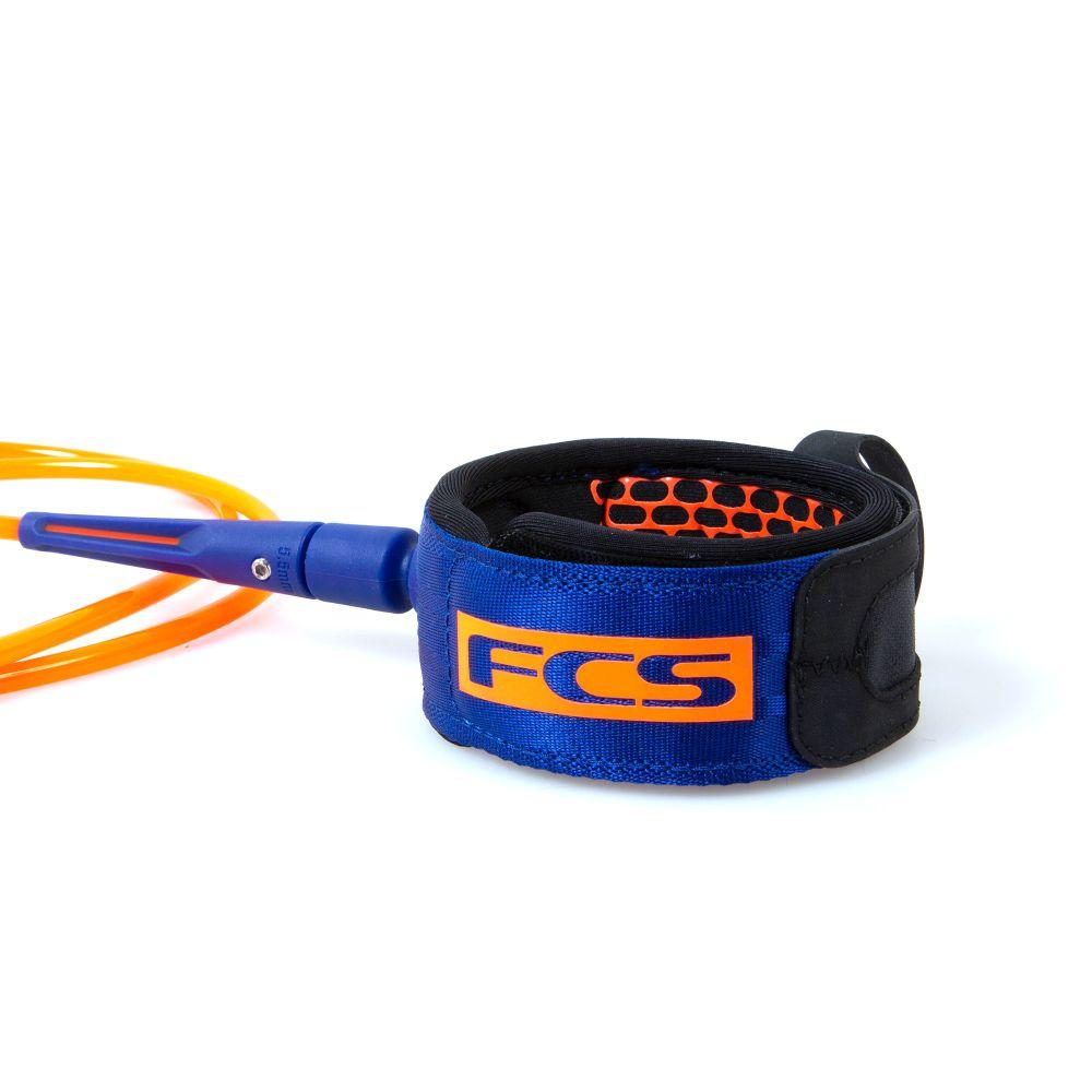 FCS 6' All Round Essential Leash Legropes & Leashes FCS