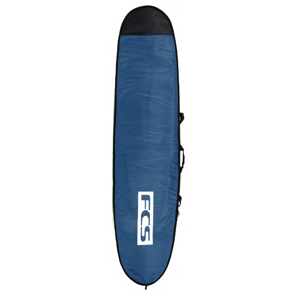 FCS Classic Long Board Boardbags FCS 9'2 Steel Blue/White