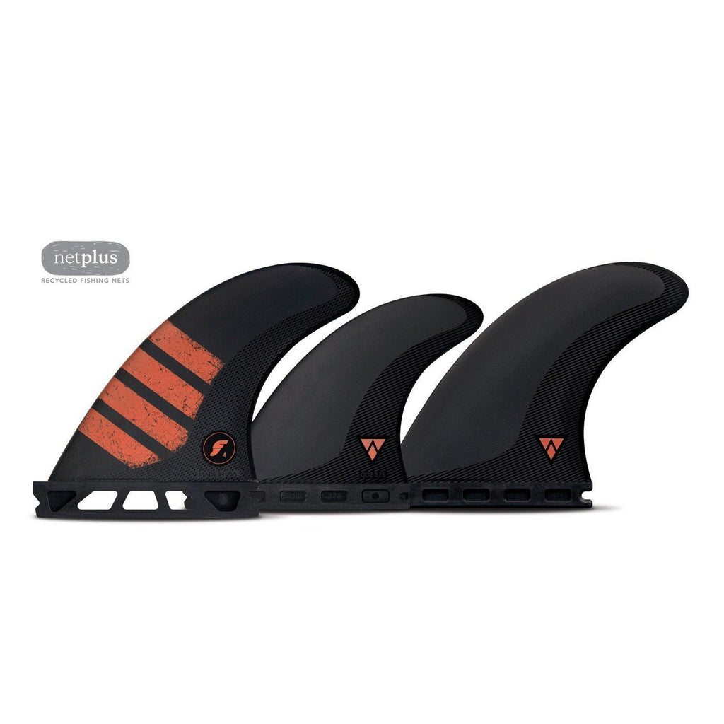 Futures F4 Alpha Series Small 5-Fin Set Surfboard Fins Futures