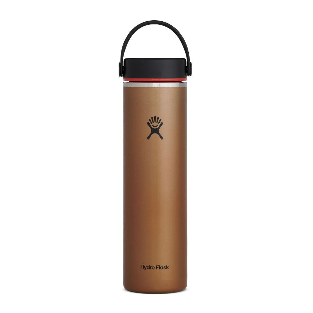 Hydro Flask 24 oz Lightweight Wide Mouth Trail Series Cups & Flasks Hydro Flask Clay