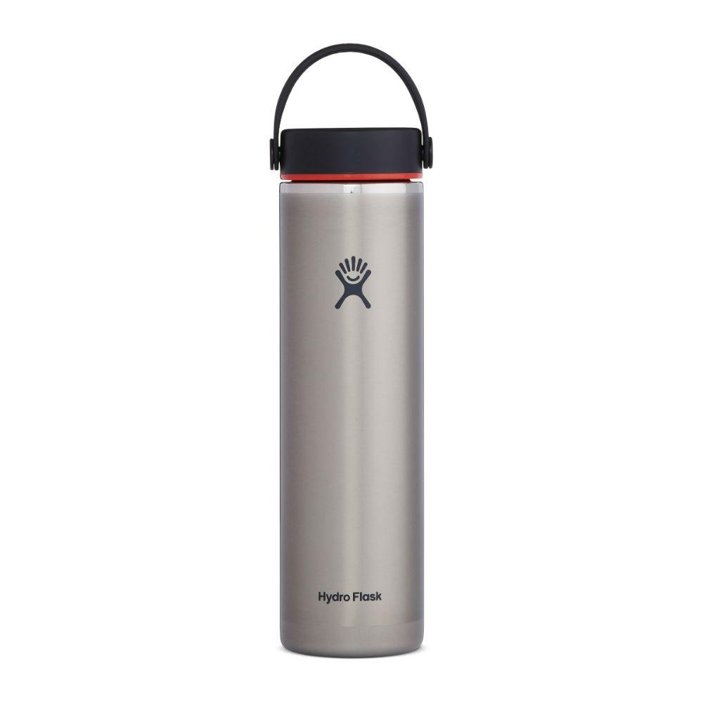 Hydro Flask 24 oz Lightweight Wide Mouth Trail Series Cups & Flasks Hydro Flask Slate