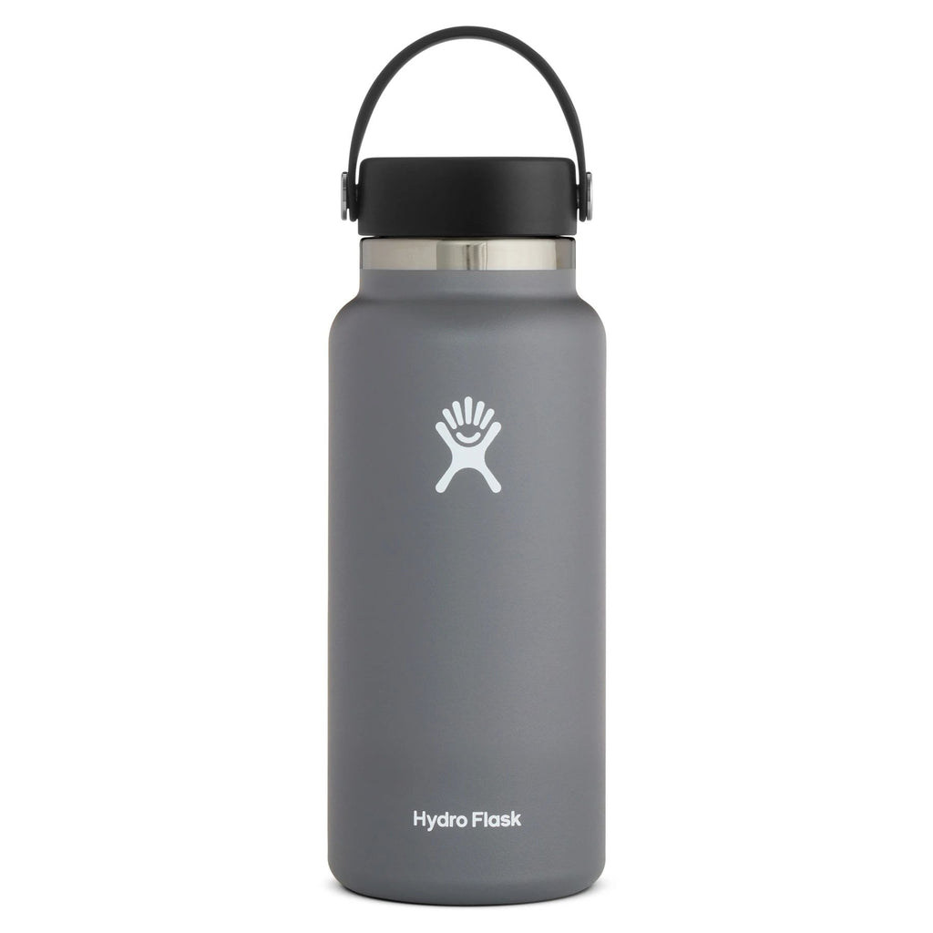 Hydro Flask Wide Mouth 2.0 32 oz (946ml) Cups & Flasks Hydro Flask Stone