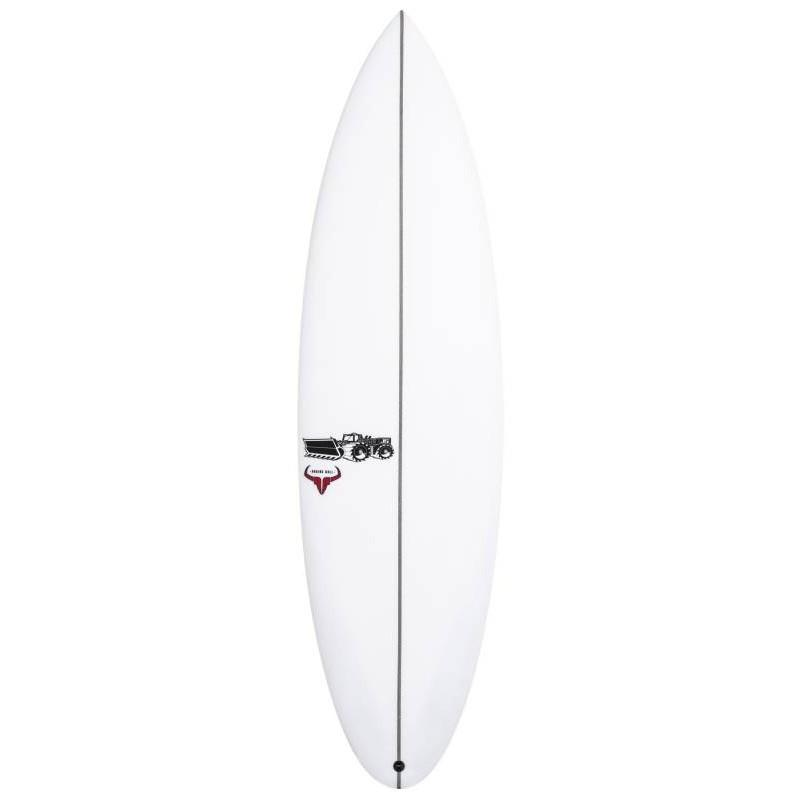 "JS Industries Raging Bull Surfboards JS Industries 5'10"" x 19 1/4"" x 2 1/2"" 29.7L FCSII"