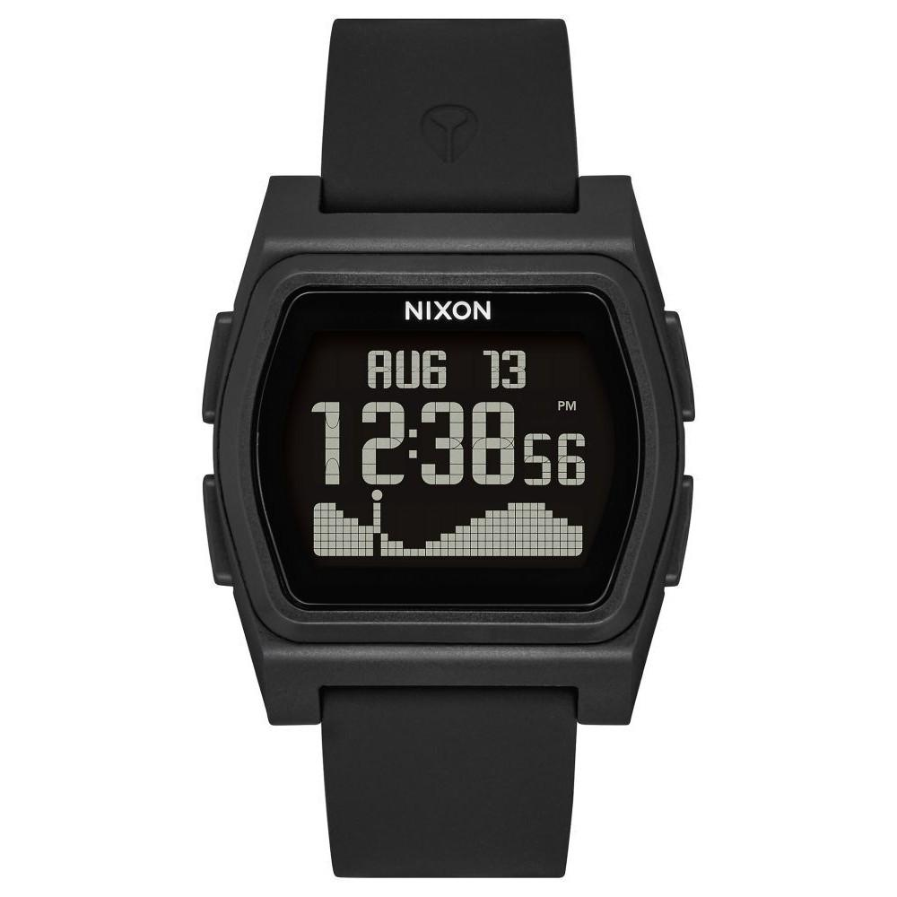 Nixon Rival Watch Apparel Accessories Nixon All Black