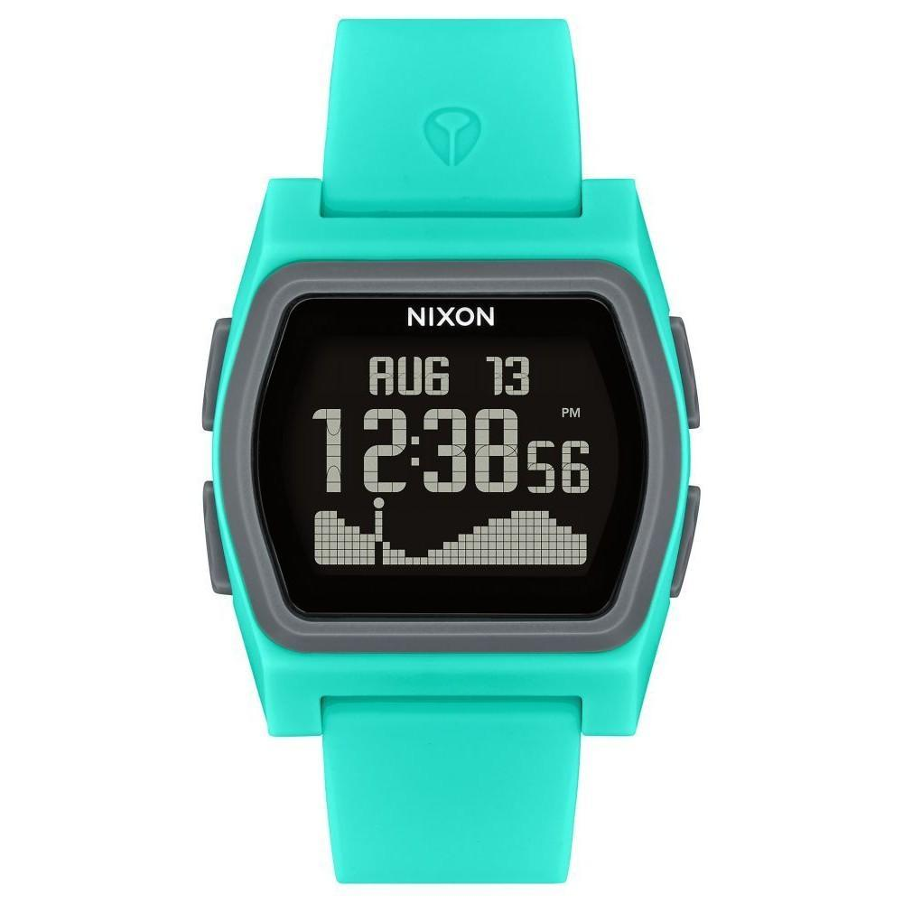Nixon Rival Watch Apparel Accessories Nixon Turquoise