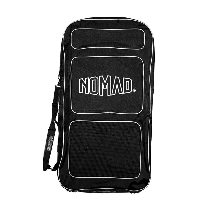 Nomad Transit Bodyboard Cover Bodyboards & Accessories Nomad Black / White