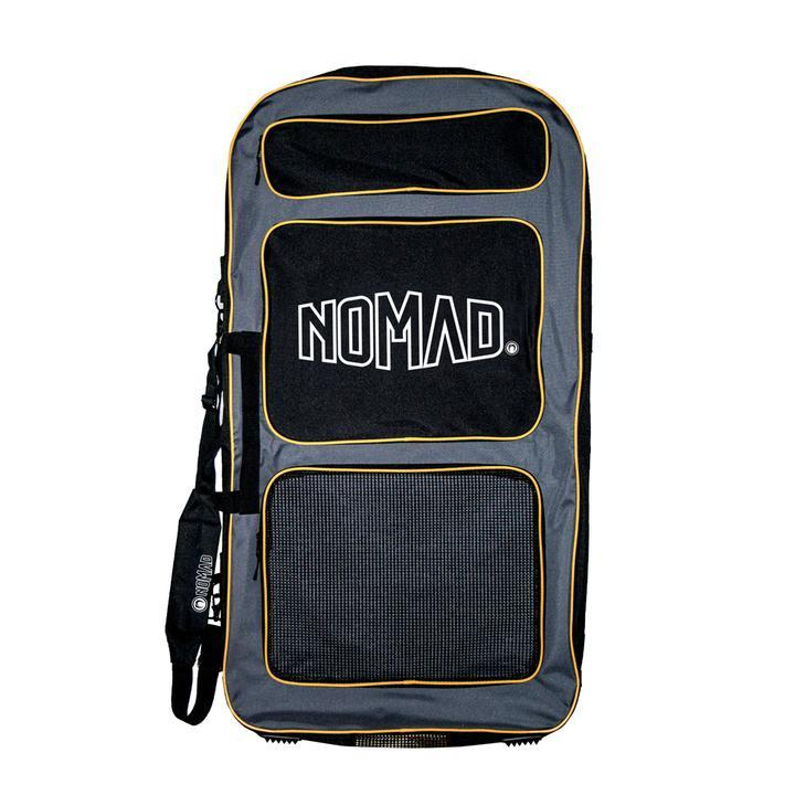 Nomad Transit Bodyboard Cover Bodyboards & Accessories Nomad Grey / Black / Yellow