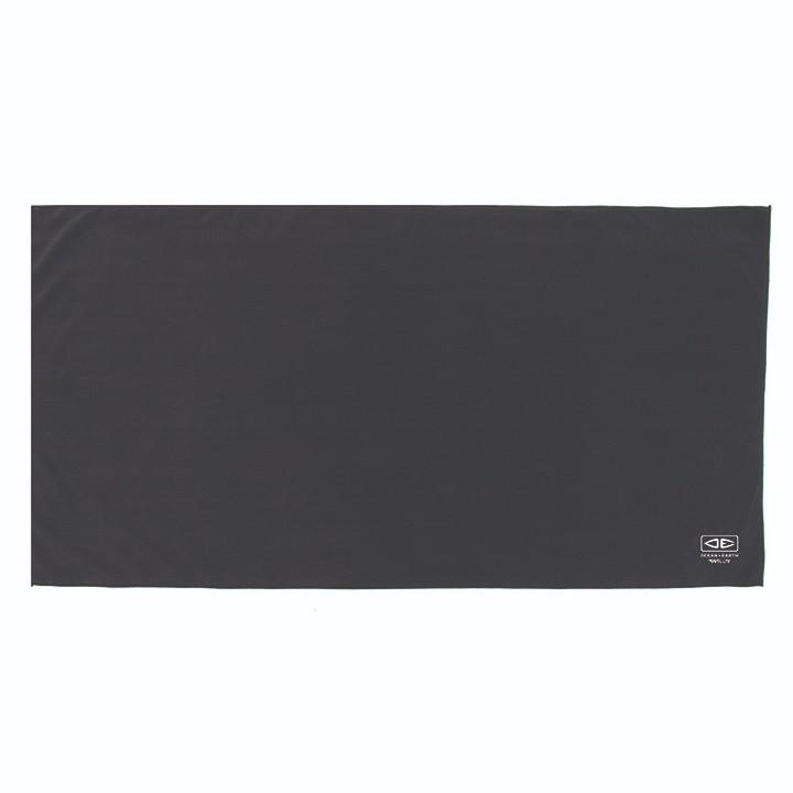 Ocean & Earth Travel Lite Towel Accessories Ocean & Earth Black