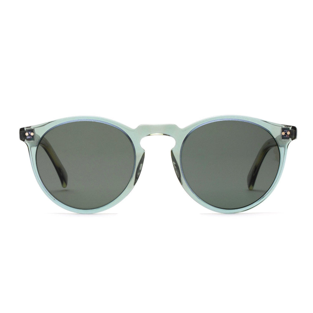 Otis Eyewear Omar X Apparel Accessories Otis Eyewear Emerald Green / Grey