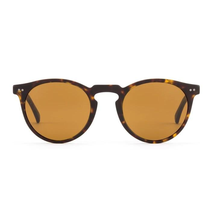 Otis Eyewear Omar X Apparel Accessories Otis Eyewear Matte Dark Tort / Brown
