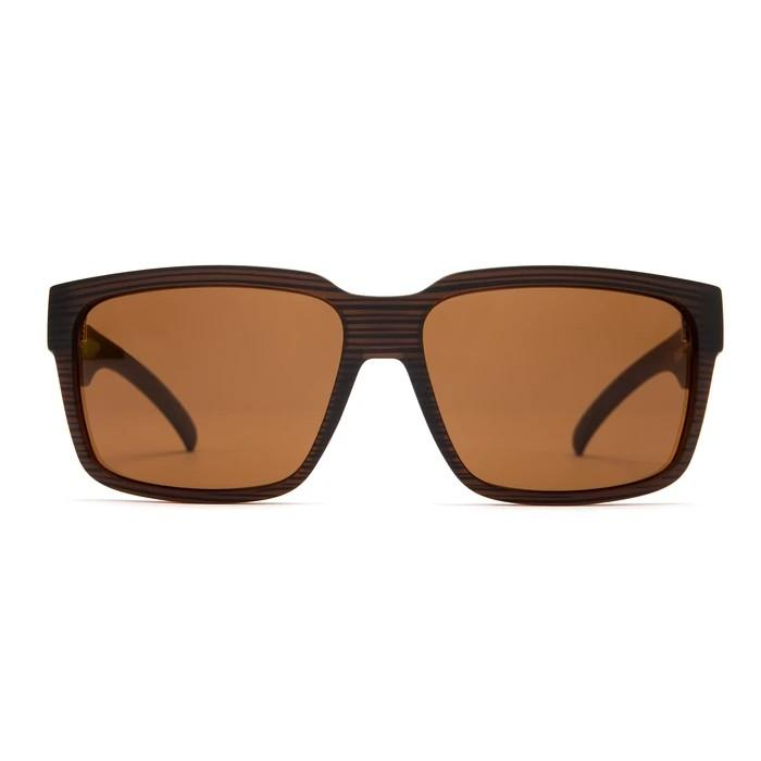 Otis Eyewear The Double Apparel Accessories Otis Eyewear Woodland Matte/Brown Non-Polar