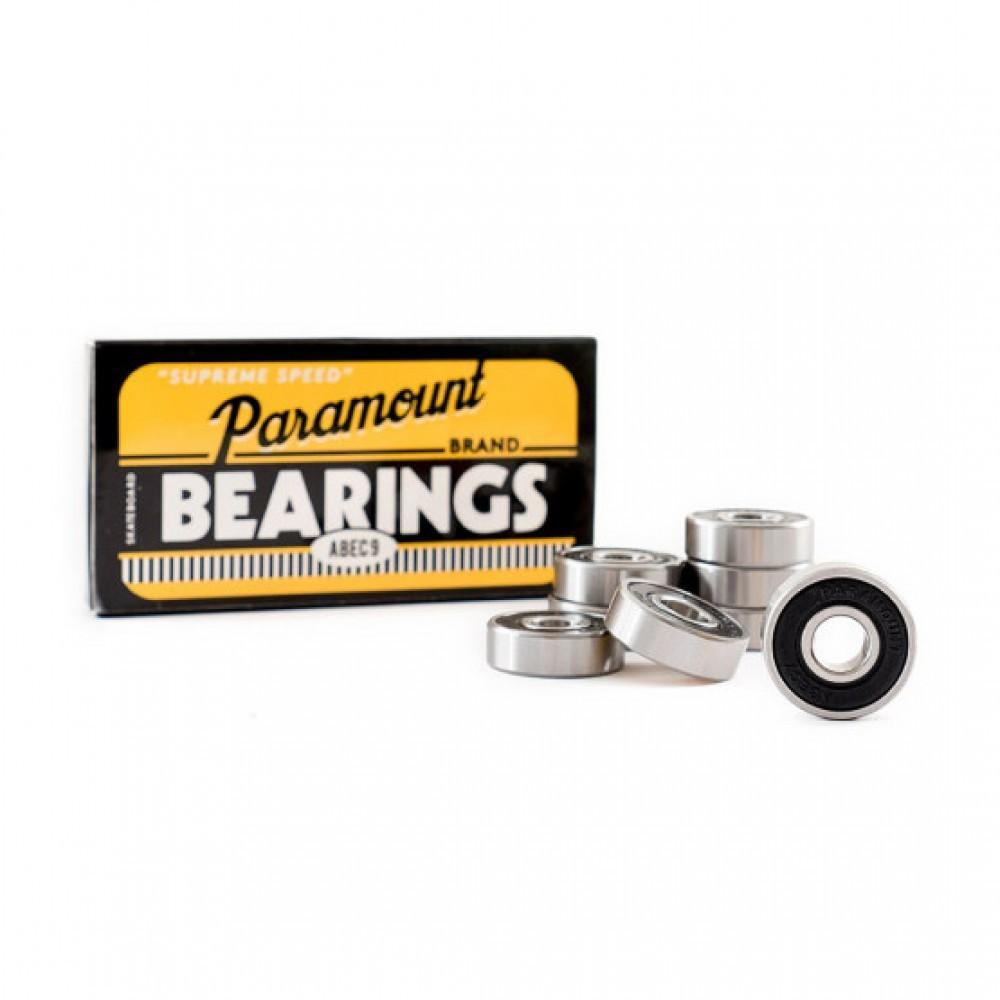 Paramount Bearings Abec 9 Skateboard Hardware Paramount Bearings