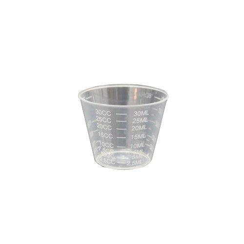The Surfboard Studio Medicine Measuring Cup Small 30ml Glassing The Surfboard Studio