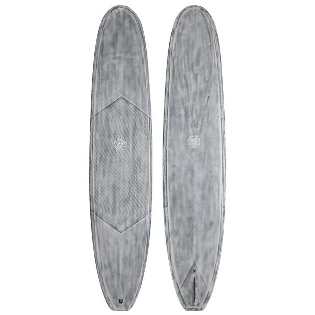 "Thunderbolt CJ Nelson Guerrero / Dead Kooks Surfboards Thunderbolt 9'1"" x 23"" x 2 7/8"" 67L Brushed Black"