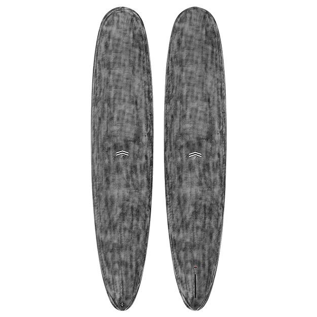 "Thunderbolt CJ Nelson Parallax Surfboards Thunderbolt 9'3"" x 23 1/2"" x 3 3/16"" 78.8L Brushed Black"