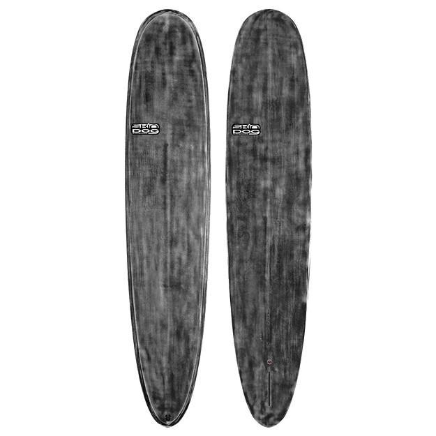 "Thunderbolt Skindog Peacemaker Thunderbolt Red Surfboards Thunderbolt 9'1"" x 22 1/2"" x 2 3/4"" 62.5L Xeon Black - Clear"