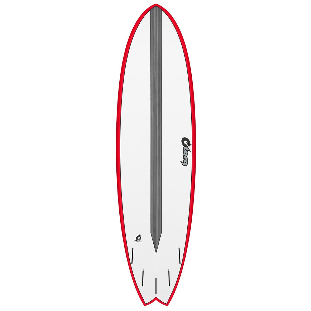 Torq Mod Fun CS 7'2 Surfboards Torq