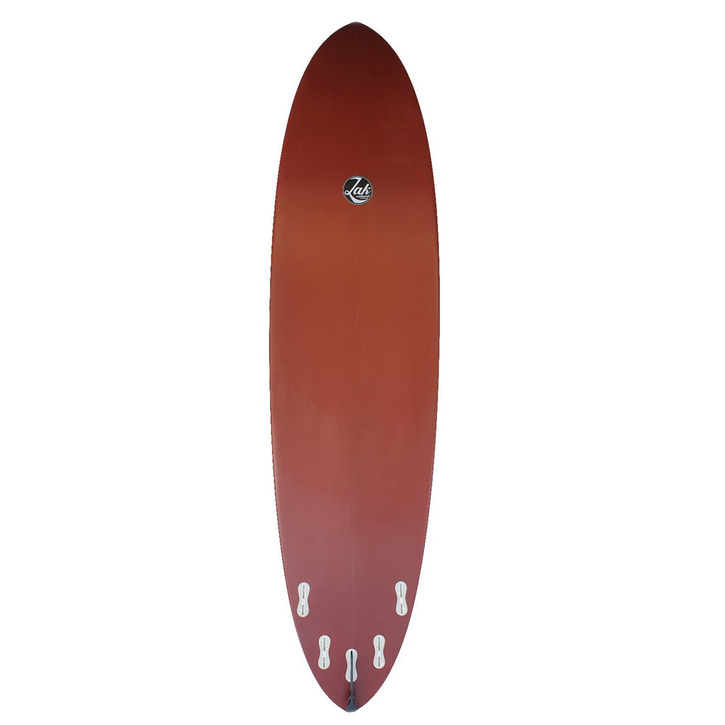 Zak x Doug Rogers Coloured Round Tail Surfboards Zak Surfboards